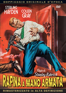 Rapina a mano armata (DVD) di Stanley Kubrick - DVD