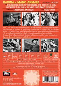 Rapina a mano armata (DVD) di Stanley Kubrick - DVD - 2