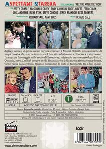 Aspettami stasera (DVD) di Richard Sale - DVD - 2