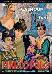 Marco Polo. La grande avventura di un italiano in Cina (DVD) di Hugo Fregonese,Piero Pierotti - DVD