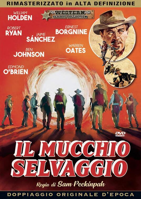 Il mucchio selvaggio (DVD) di Sam Peckinpah - DVD