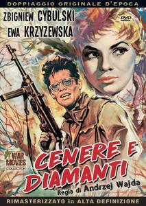 Cenere e diamanti (DVD) di Andrzej Wajda - DVD