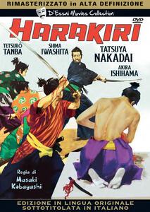 Harakiri (DVD) di Masaki Kobayashi - DVD