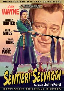 Sentieri selvaggi (DVD) di John Ford - DVD