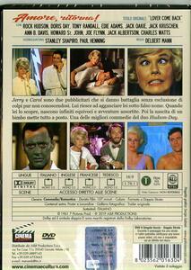 Amore ritorna (DVD) di Delbert Mann - DVD - 2