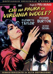 Chi ha paura di Virginia Woolf (DVD) di Mike Nichols - DVD