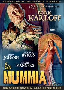 La mummia 1932 (DVD) di Karl Freund - DVD