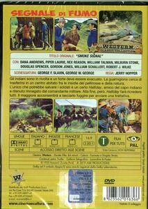 Segnale di fumo (DVD) di Jerry Hopper - DVD - 2
