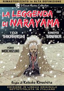 La leggenda di Narayama. Versione originale con sottotitoli in italiano (DVD) di Keisuke Kinoshita - DVD
