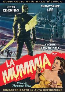 La mummia 1959 (DVD) di Terence Fisher - DVD