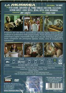 La mummia 1959 (DVD) di Terence Fisher - DVD - 2