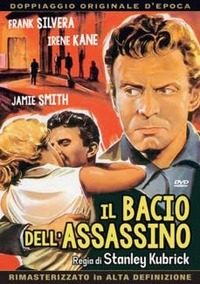 Cover Dvd Il bacio dell'assassino (DVD)