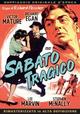 Cover Dvd DVD Sabato tragico