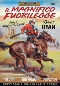 Il magnifico fuorilegge (DVD) di William D. Russell - DVD