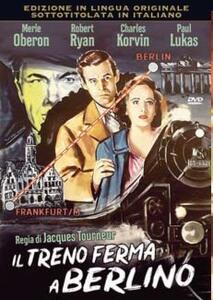 Il treno ferma a Berlino (DVD) di Jacques Tourneur - DVD
