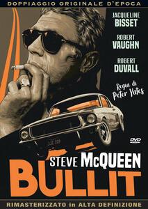 Bullitt (DVD) di Peter Yates - DVD
