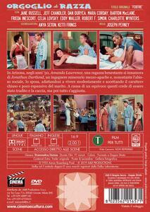 Orgoglio di razza (DVD) di Joseph Pevney - DVD - 2
