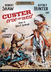 Custer, eroe del west (DVD) di Robert Siodmak - DVD