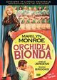 Cover Dvd Orchidea bionda