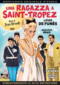 Una ragazza a Saint Tropez (DVD) di Jean Girault - DVD