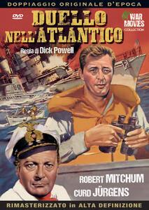 Duello sull'Atlantico (DVD) di Dick Powell - DVD