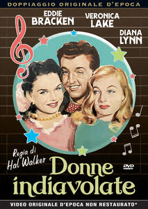 Donne indiavolate (DVD) di Hal Walker - DVD