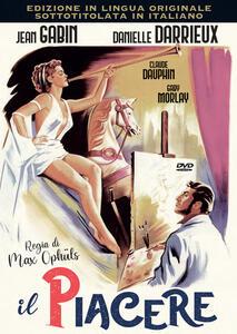 Il piacere (DVD) di Max Ophuls - DVD