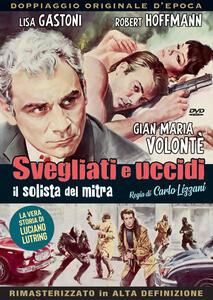 Svegliati e uccidi (DVD) di Carlo Lizzani - DVD