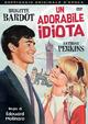 Cover Dvd Un'adorabile idiota
