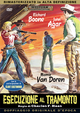 Cover Dvd DVD Esecuzione al tramonto
