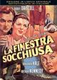 Cover Dvd La finestra socchiusa