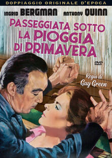 Passeggiata sotto la pioggia di primavera (DVD) di Guy Green - DVD
