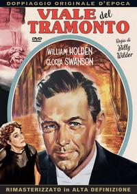 Cover Dvd Viale del tramonto (DVD)