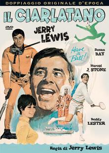 Il ciarlatano (DVD) di Jerry Lewis - DVD
