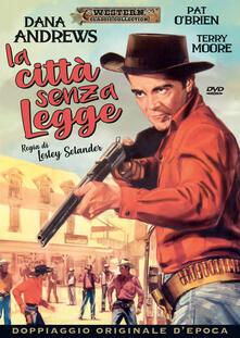 La città senza legge (DVD) di Leslie Selander - DVD