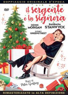 Il sergente e la signora (DVD) di Peter Godfrey - DVD