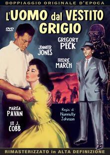 L' uomo dal vestito grigio (DVD) di Nunnally Johnson - DVD