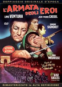 Cover Dvd L' armata degli eroi (DVD)