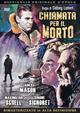 Cover Dvd DVD Chiamata per il morto