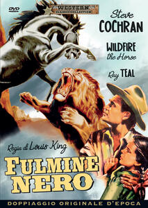 Film Fulmine nero (DVD) Louis King