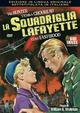 Cover Dvd La squadriglia Lafayette