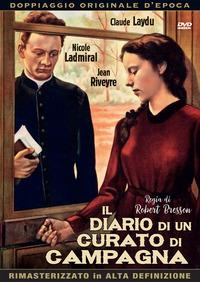 Cover Dvd Il diario di un curato di campagna (DVD)
