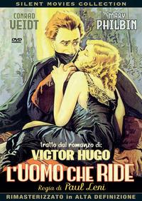 Cover Dvd L' uomo che ride (DVD)