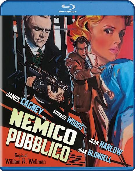Nemico pubblico (Blu-ray) di William A. Wellman - Blu-ray
