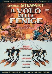 Cover Dvd Il volo della fenice (DVD)