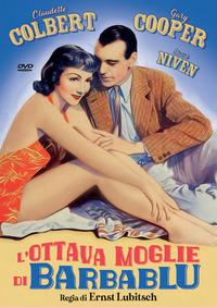Cover Dvd L' ottava moglie di Barbablu (DVD)