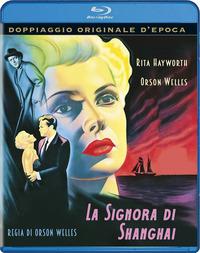 Cover Dvd La signora di Shanghai (Blu-ray)