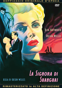Cover Dvd La signora di Shanghai (DVD)