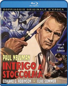 Film Intrigo a Stoccolma (Blu-ray) Marc Robson