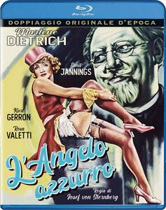 Film L' angelo azzurro (Blu-ray) Joseph von Sternberg